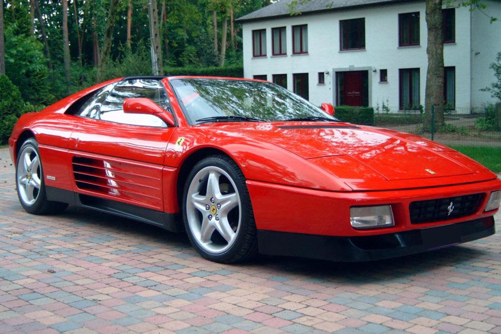 Ferrari F348 300 Ps 320 Ps Rudolf Fuchs Gmbh