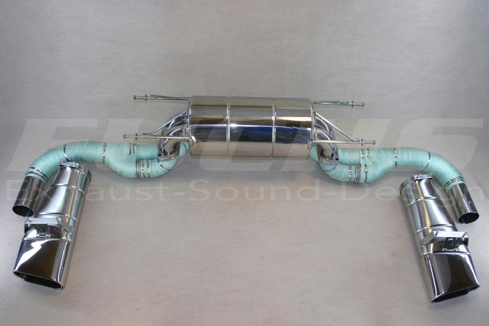 Maserati Mc12 Rudolf Fuchs Gmbh Exhaust Systems