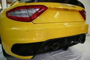 Maserati Gran Tourismo Stradale