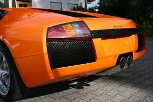 Murcielago Fuchs Exhaust sound Design