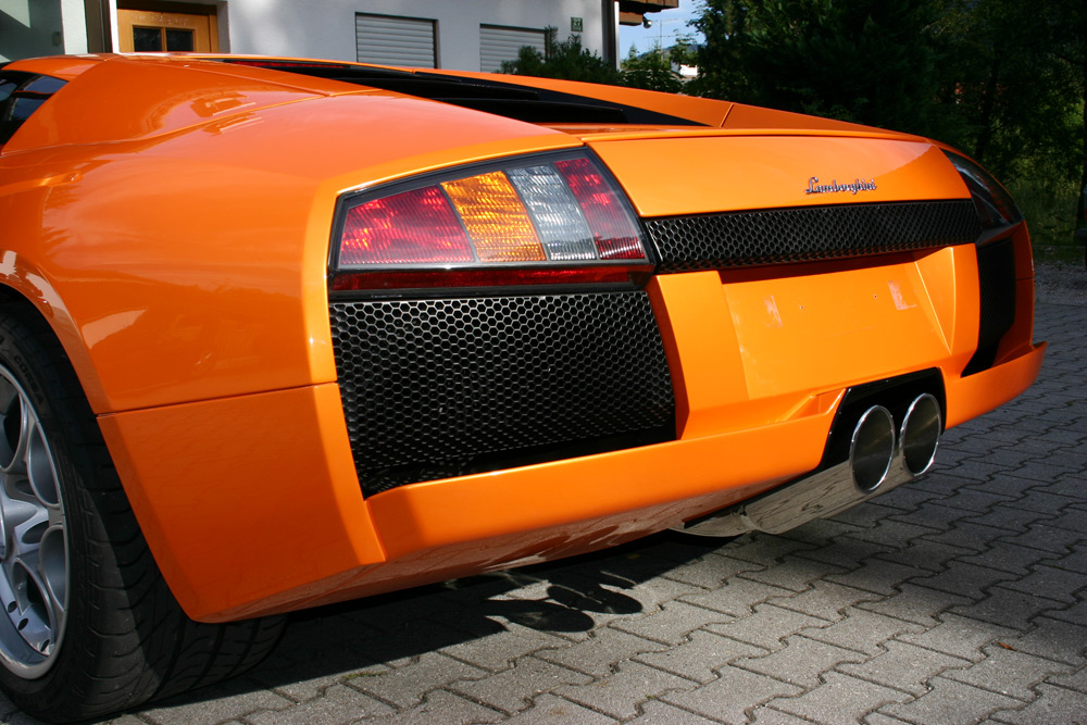 lamborghini murcielago rudolf fuchs gmbh exhaust systems exhaust sound. Black Bedroom Furniture Sets. Home Design Ideas