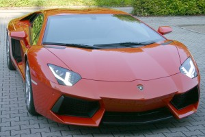Lamborghini Aventador Fuchs ESD