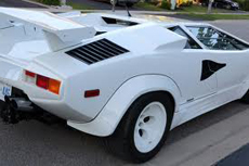 lamborghini countach rudolf fuchs gmbh abgasanlagen exhaust sound design. Black Bedroom Furniture Sets. Home Design Ideas