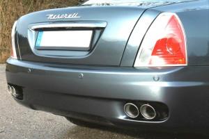 Maserati Quattro Porte Fuchs ESD