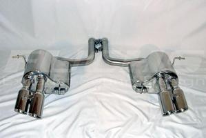 Maserati Quattro Porte Fuchs ESD Endtöpfe