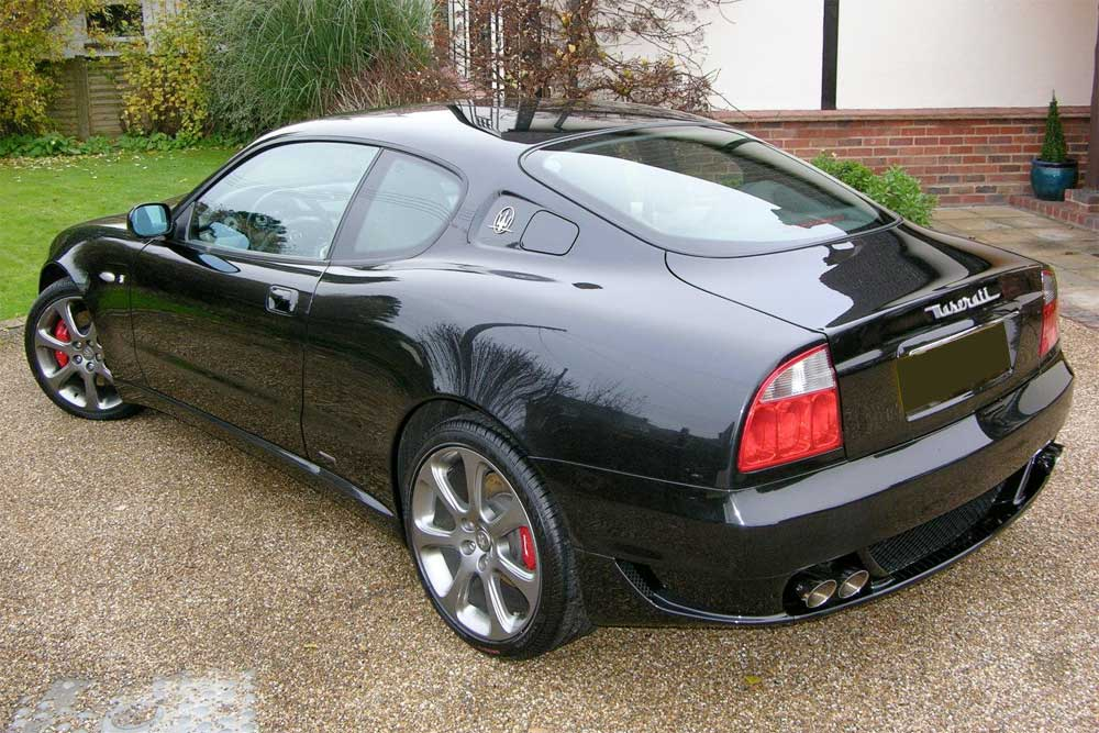 Fuchs-ESD Maserati